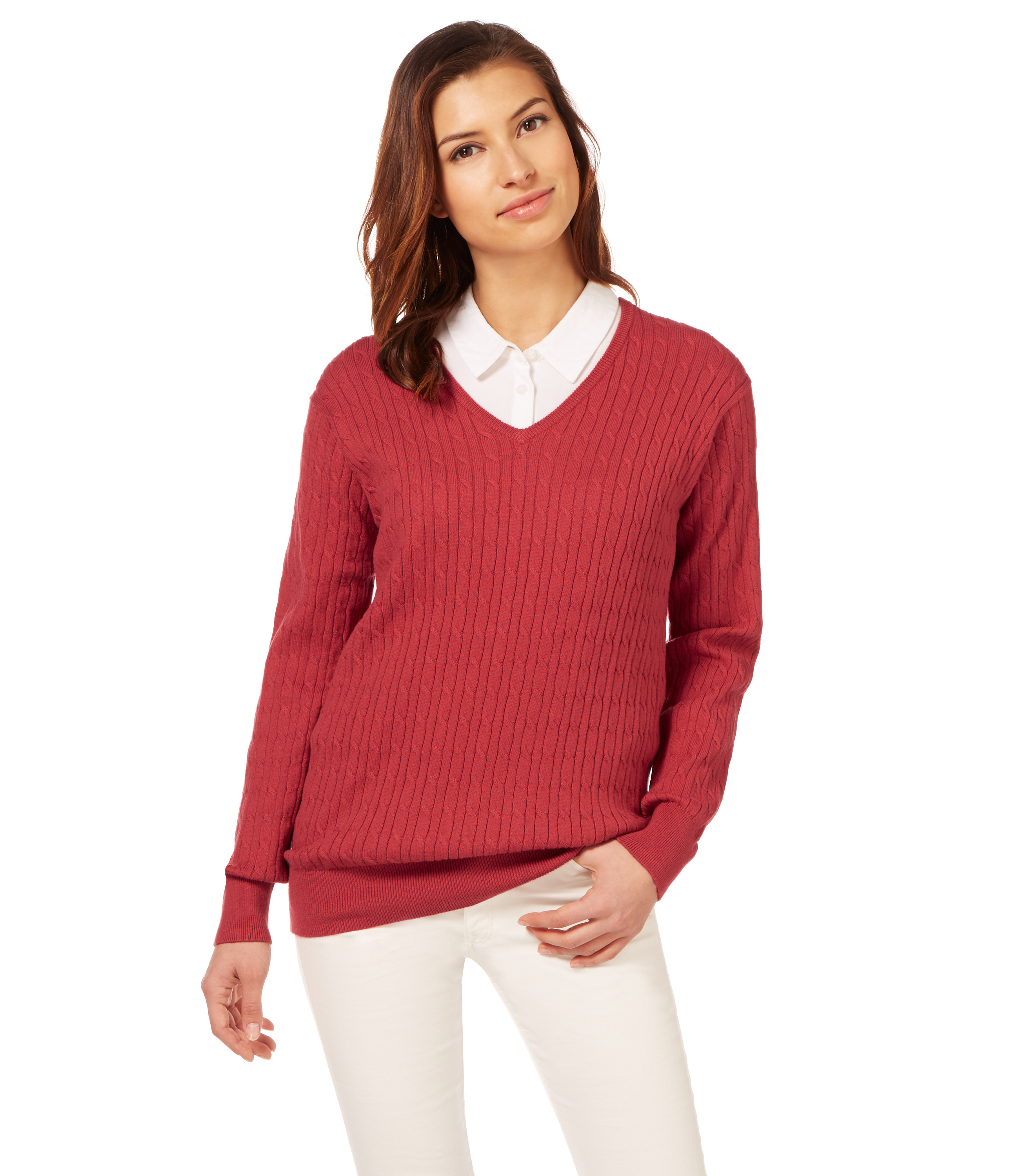 Amazon Essentials Women's V-Neck Stripe Sweater Shop Best Sellers· Deals of the Day· Fast Shipping· Read Ratings & Reviews.
