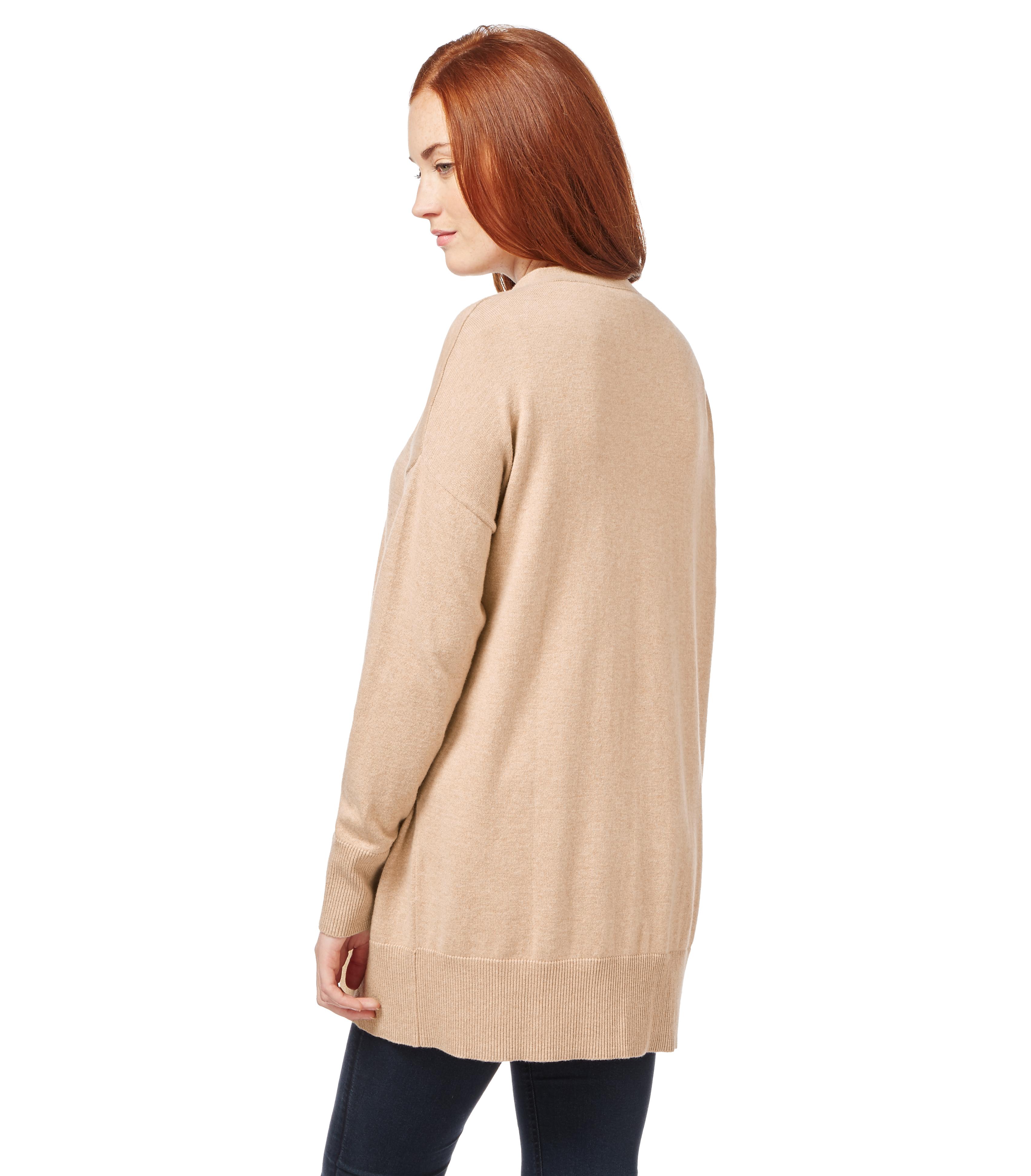 woolovers cardigan top haut chaud ouvert femme cachemire coton classique ebay. Black Bedroom Furniture Sets. Home Design Ideas