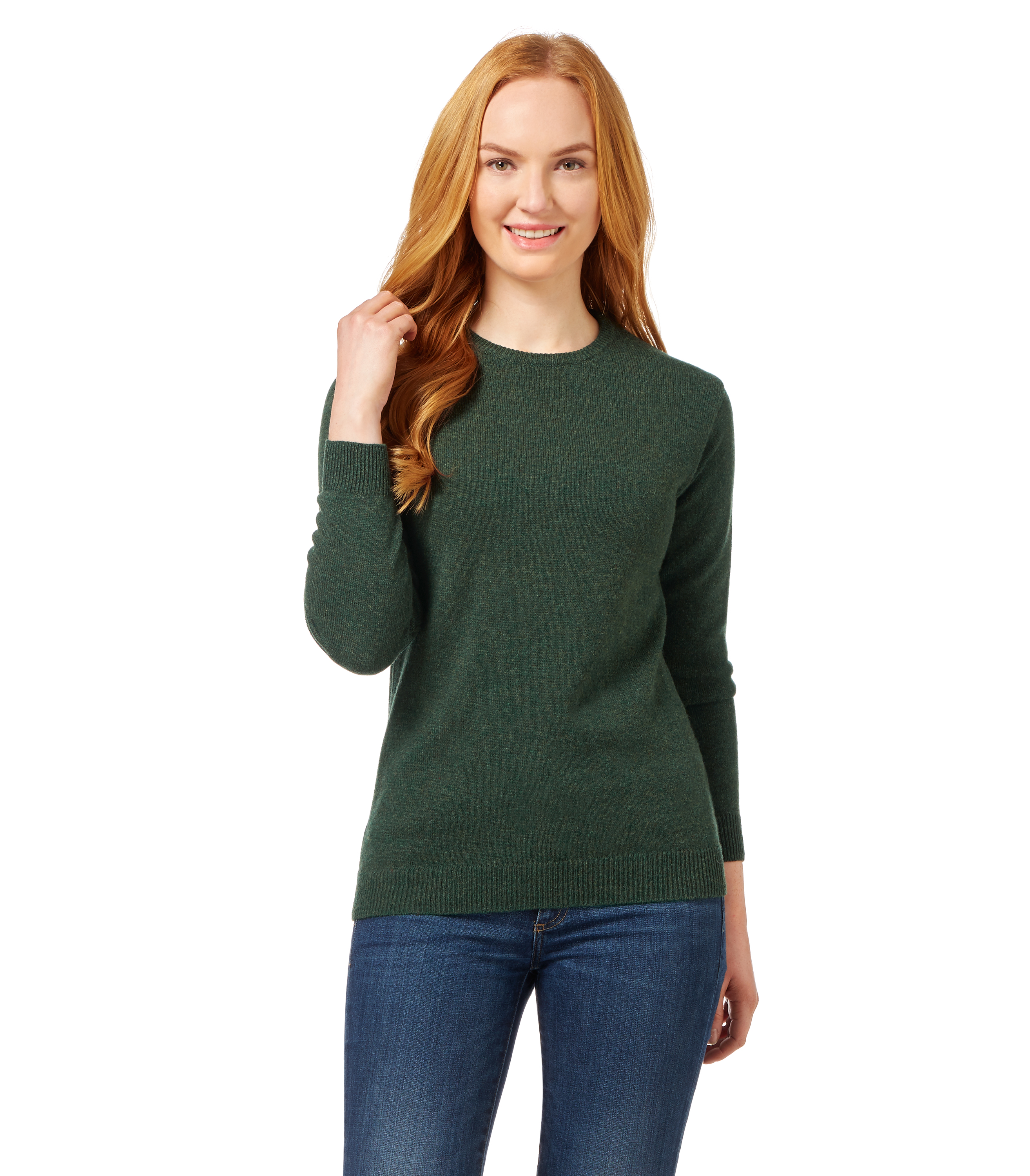 Stay warm in a cute sweater! Whether you're seeking a classic cardigan, a pretty pullover, or something to throw on when you get chilly, our selection of women's sweaters is sure to warm your heart.
