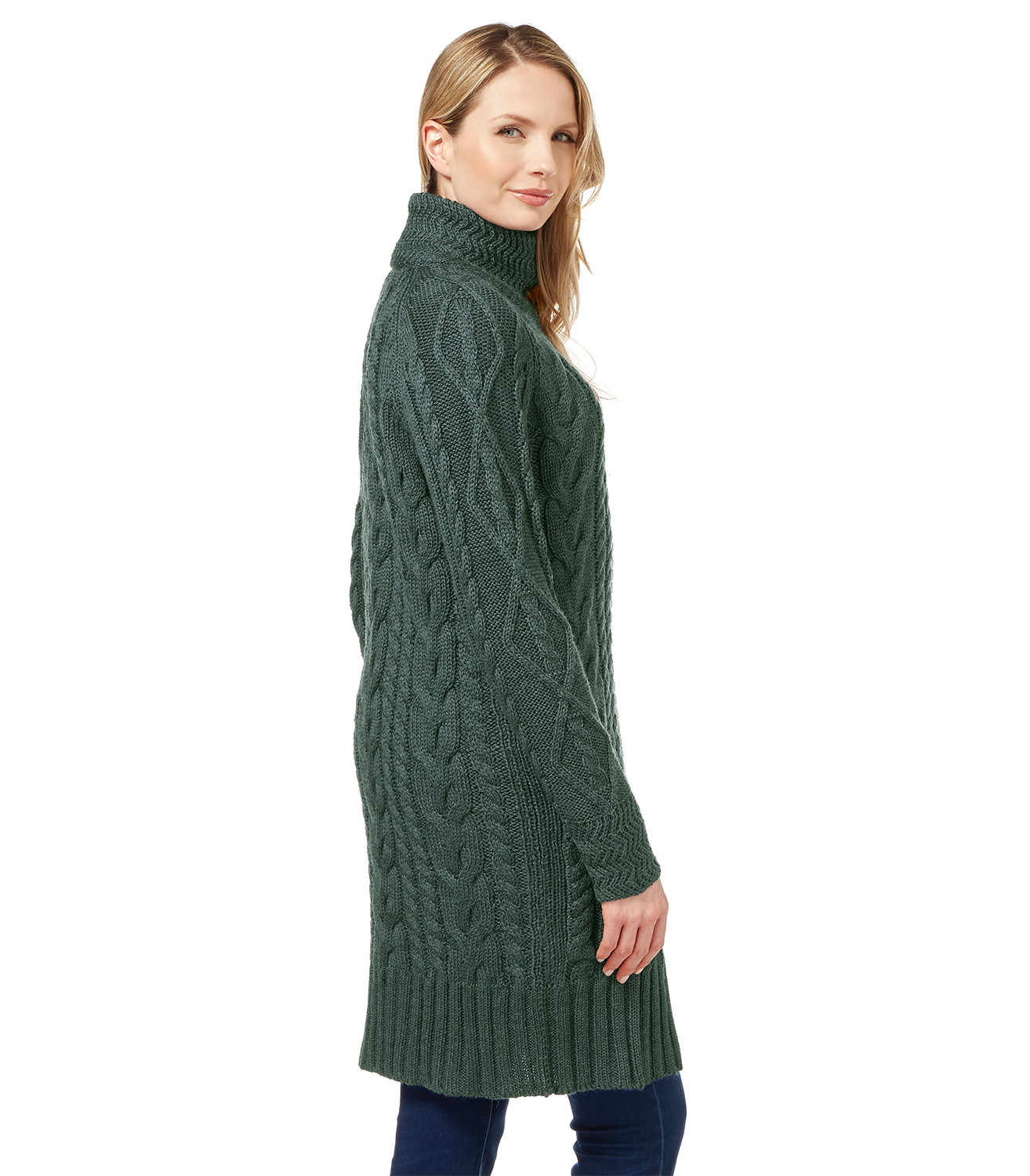 Not to brag, but we're kind of famous for our classic, comfy, high-quality women's sweaters and sweatshirts. When the temperature drops a bit, you're going to want a comfy cardigan or pullover, but when it really drops you'll want to wear a timelessly designed wool coat or jacket for extra warmth.