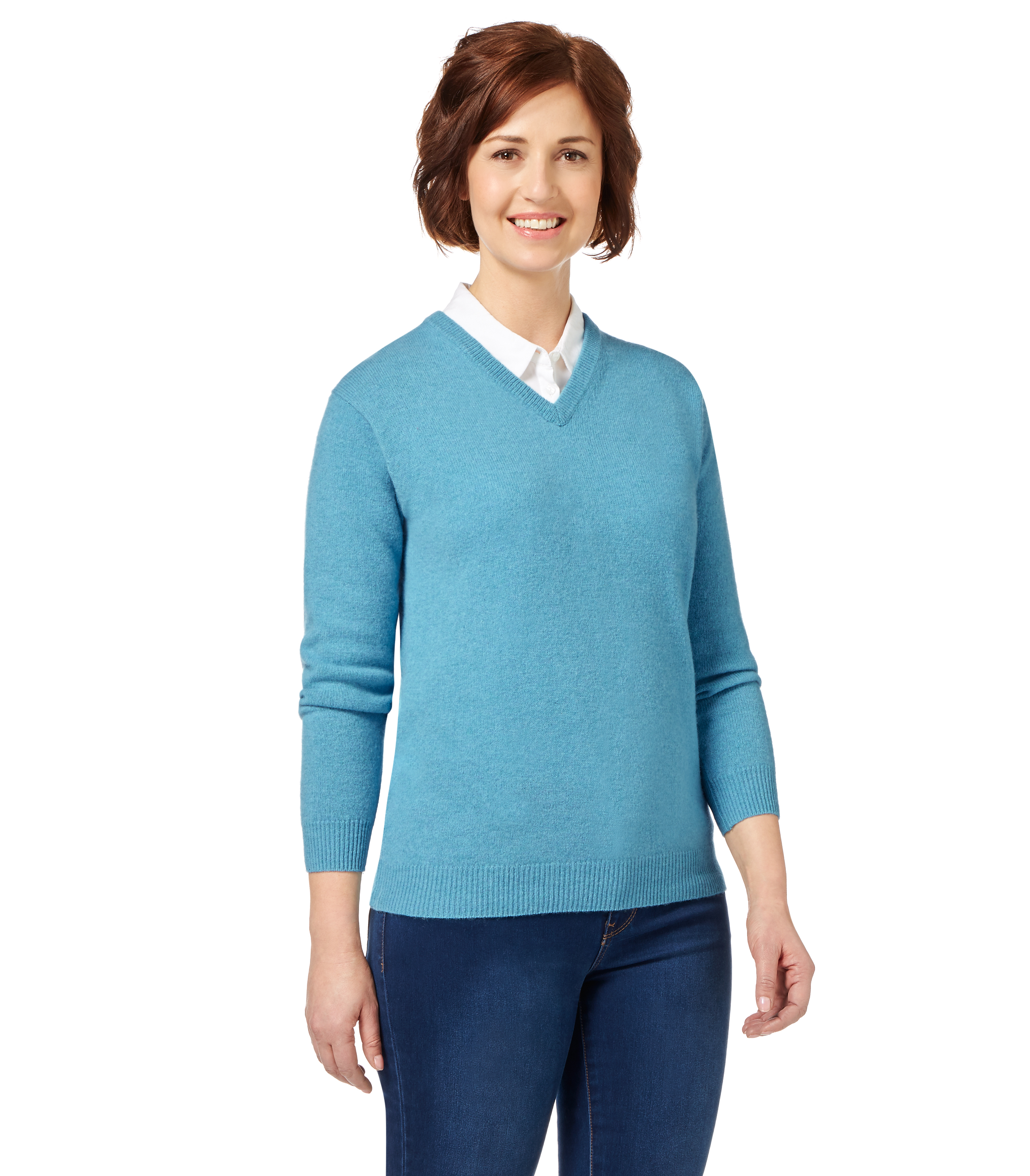Find great deals on eBay for ladies v neck jumpers. Shop with confidence.