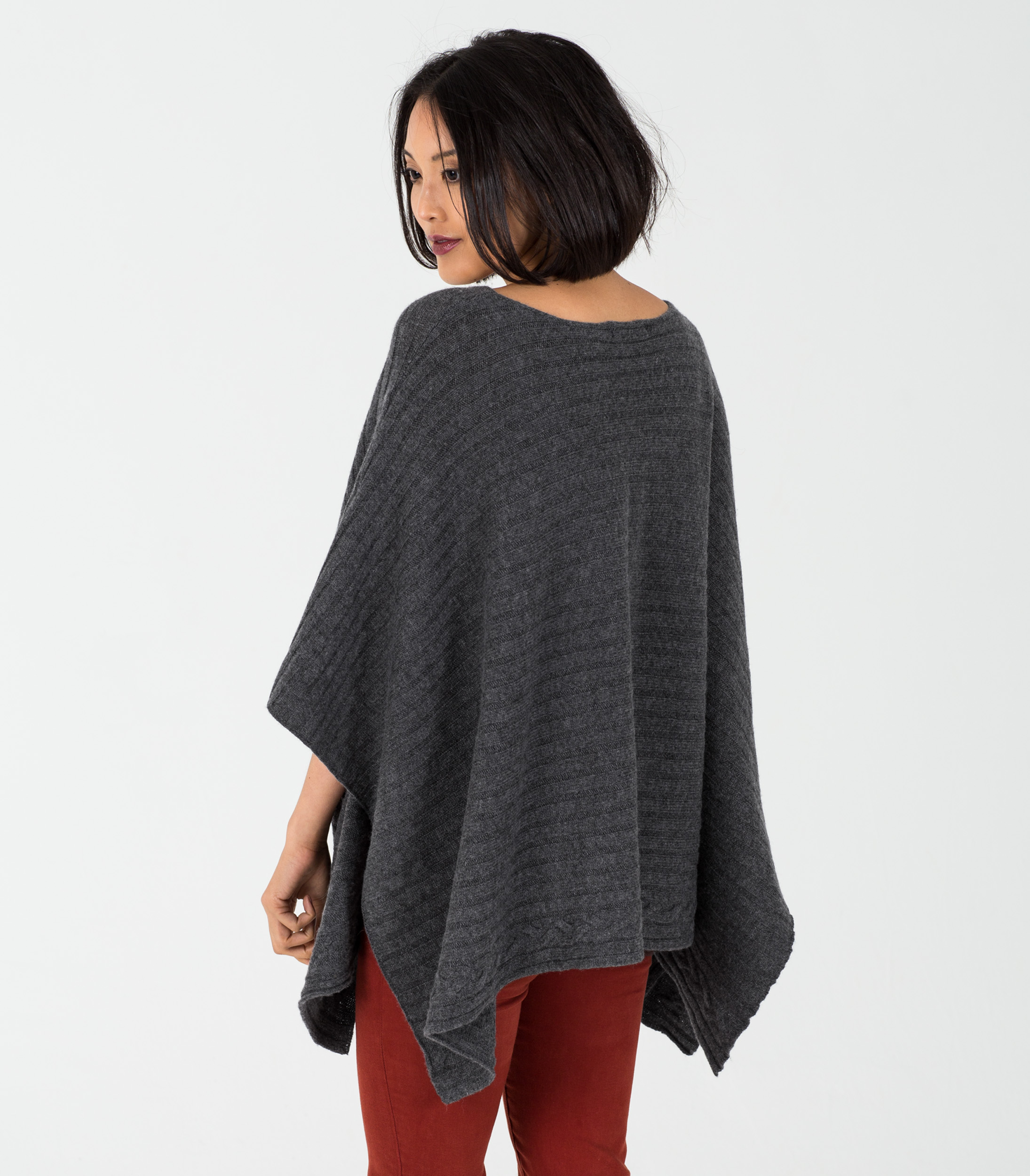 A well-chosen cape or poncho can add an element of luxury to your outfit. At Neiman Marcus, we offer a assortment of fine women's capes and ponchos in a variety of trendy designs.
